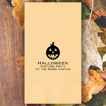Halloween Guest Towel Napkins - Foil Pressed - 100/Box (EG2250)