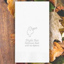 Halloween Guest Towel Napkins - Embossed - 100/Box (EG2251)