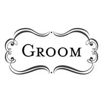 Amore Groom - Stamp Clip (TD3017)