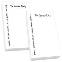 "Family Small 2 Tablet Set - 3"" x 5.5"" - Bonus Add-On Item Deal (EG1134)"