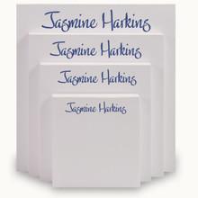Xpress 4-Tablet Set - White - 10 Lettering Styles (EG6521)