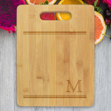 Royal Personalized Cutting Board - Engraved (EG4017)