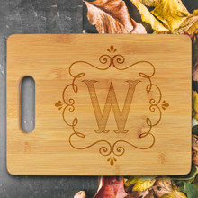 Riviera Personalized Cutting Board - Engraved (EG4020)