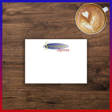 "SXP Exclusive A1 (3.625"" x 5.125"") Raised Ink Flat Cards - Fully Custom High-Quality Personalized Stationery 