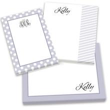 Sonoma 3-Tablet Set - White - 100 Sheets/Tablet (EG7213)