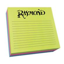 "Director Colorful Desk Notepad - 250 Sheets (6"" x 6"") (EG7086)"