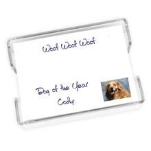 Custom Family Photo Agenda Memos - 220 Sheets (EG9028)