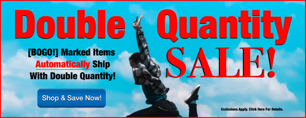 Double Quantity [BOGO!] Sale at StationeryXpress.com!