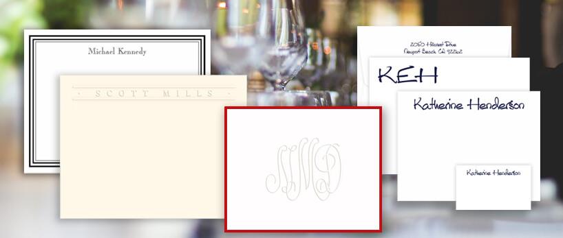 Personalized Stationery at StationeryXpress.com